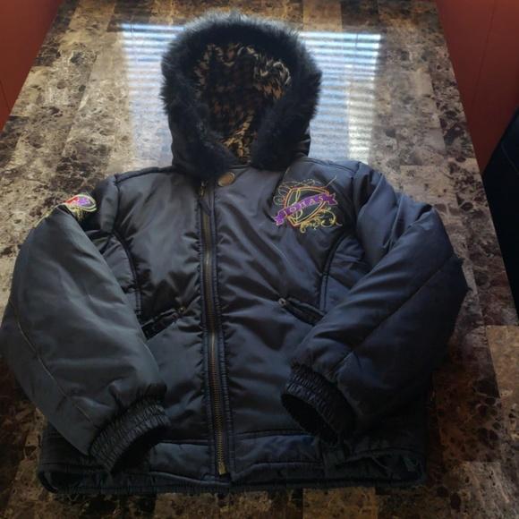eaed57220 Disney Jackets & Coats | Puffer Jacket Jonas Brothers | Poshmark
